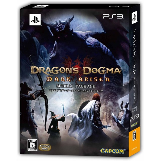 Dragon's Dogma: Dark Arisen [Special Package]
