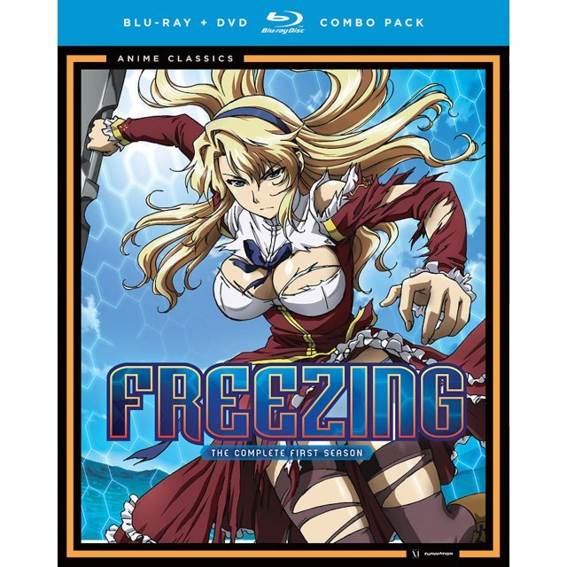 Freezing: The Complete First Season [Blu-ray+DVD]