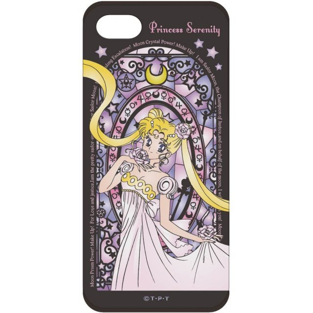 gourmandise Sailor Moon iPhone5/5S Silicon Jacket: Princess Serenity SLM-16F