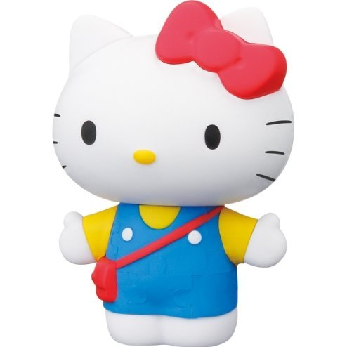 Sanrio Kumkum Puzzle: Hello Kitty