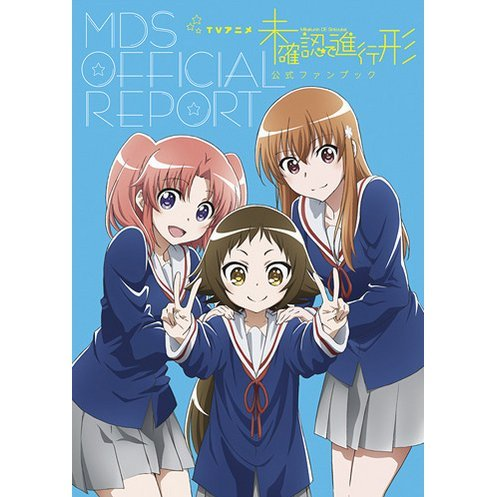 TV Anime Mikakunin De Shinko Gata Koshiko Fan Book MDS Official Report