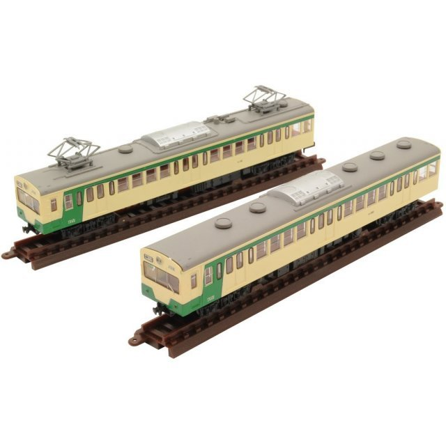 Railway Collection Joshin Electric Railway Type 150 (Kumoha151/152) (2-Car Set)