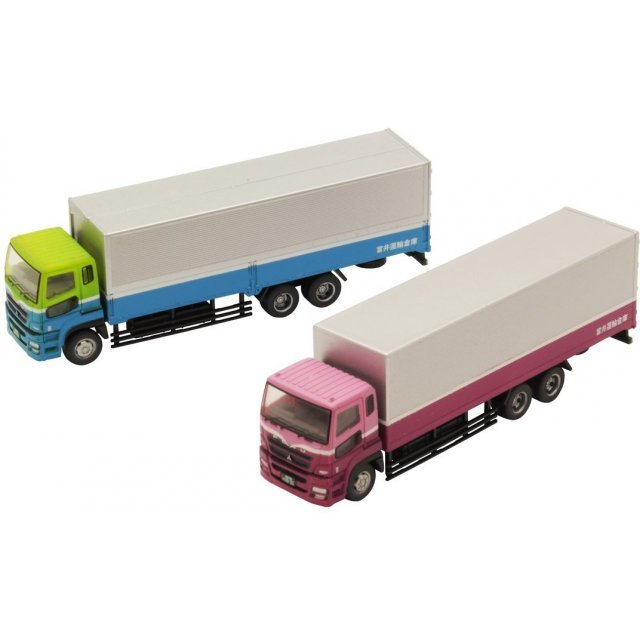 Truck Collection 2 Cars Set K