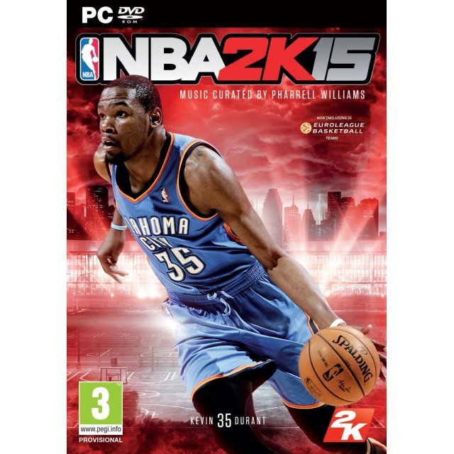 Telecharger NBA 2K15 PC Crack