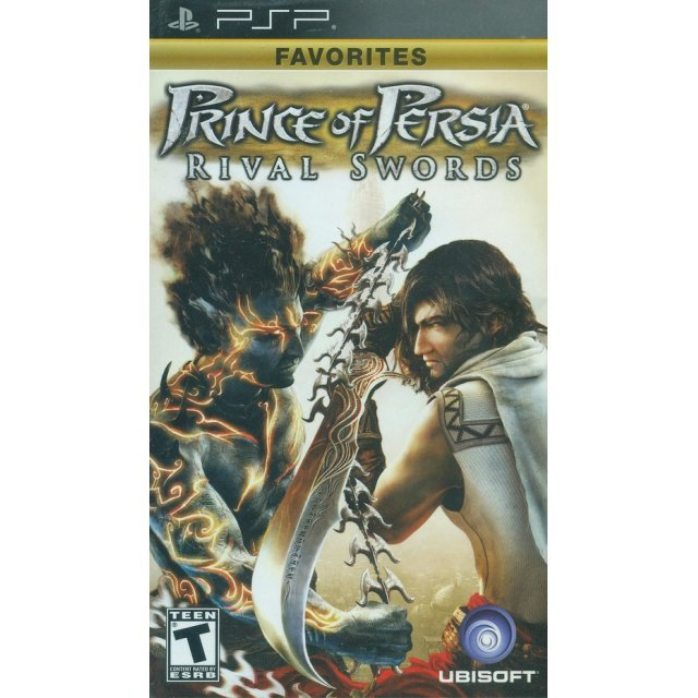 Prince of Persia: Rival Swords (Favorites)