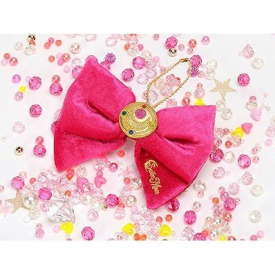 Sailor Moon Henshin Ribbon Mascot