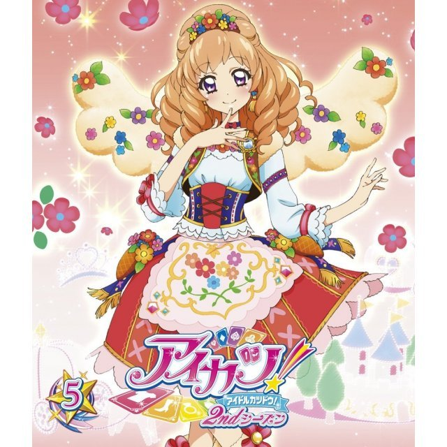 Aikatsu 2nd Season Vol.5