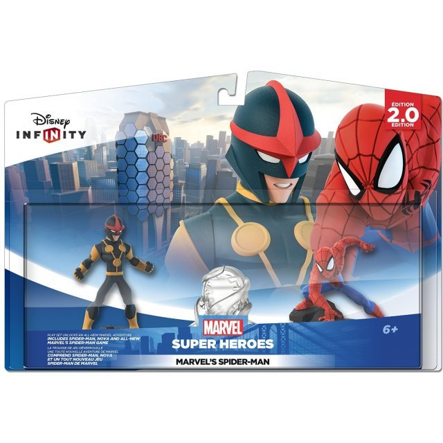 Disney Infinity: Marvel's Ultimate Spider-Man Play Set