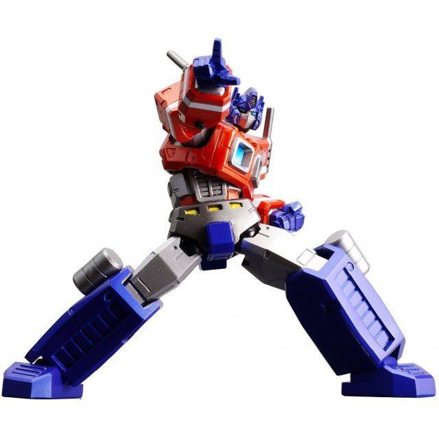 Legacy Of Revoltech Fight! Super Robot Lifeform Transformers: Convoy