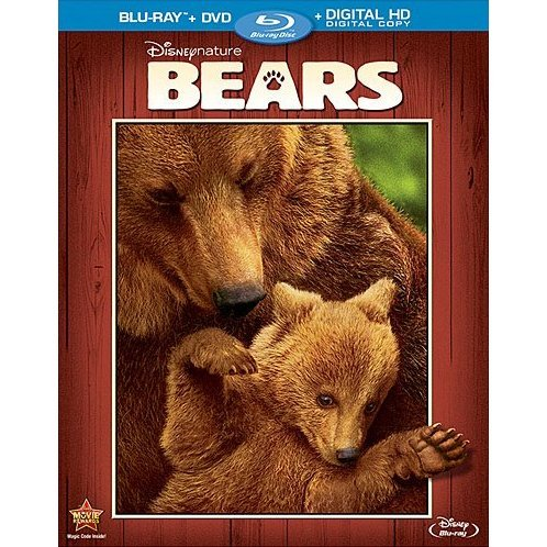 Bears [Blu-ray+DVD+Digital Copy]