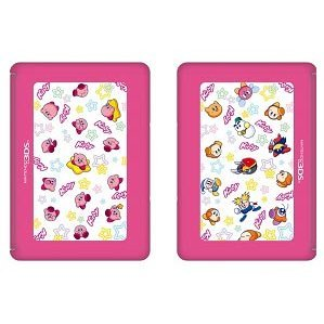3DS Character Card Case 12 (Kirby & Star)