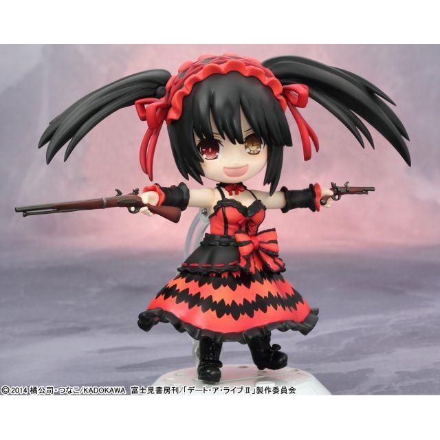 Anime Date A Live Tokisaki Kurumi Nendoroid #466 PVC Figure