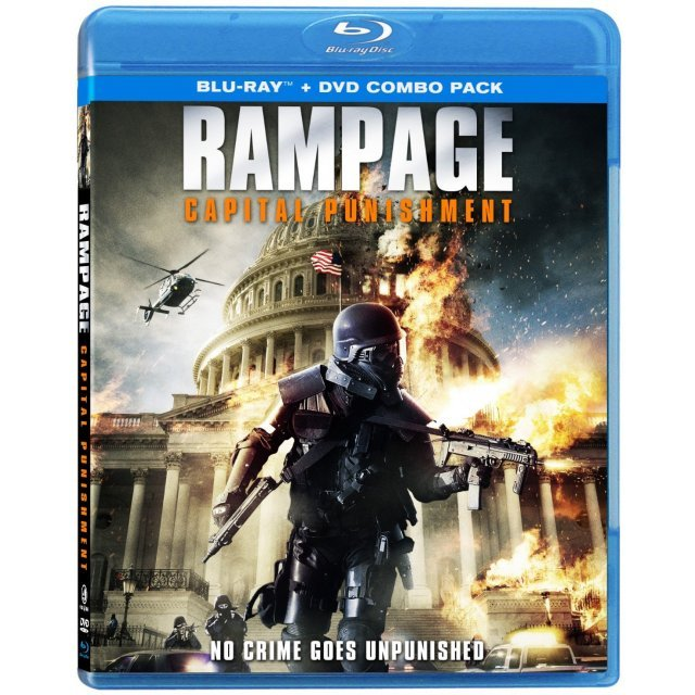 Rampage: Capital Punishment [Blu-ray+DVD]