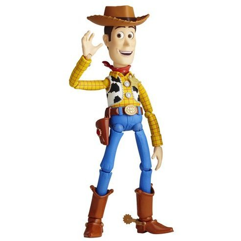 SCI-FI Revoltech Series No.010: Woody (Re-run)