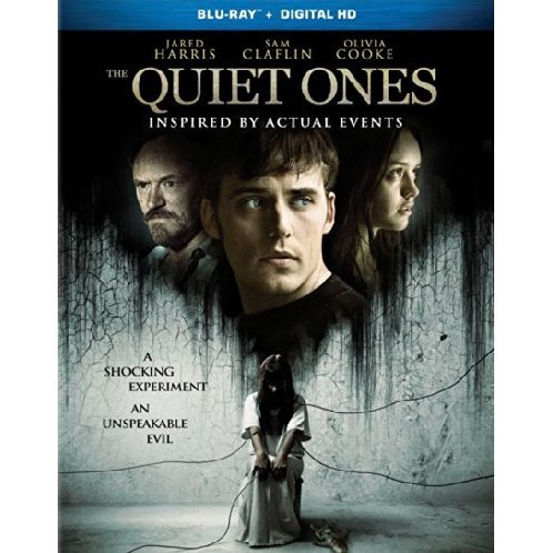 The Quiet Ones [Blu-ray+Digital Copy+UltraViolet]