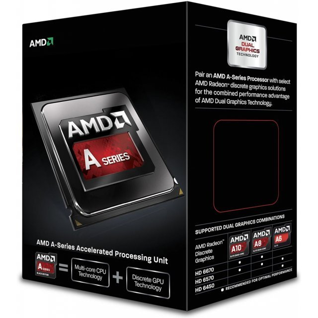AMD A6-6400K, 2x 3.90GHz, boxed