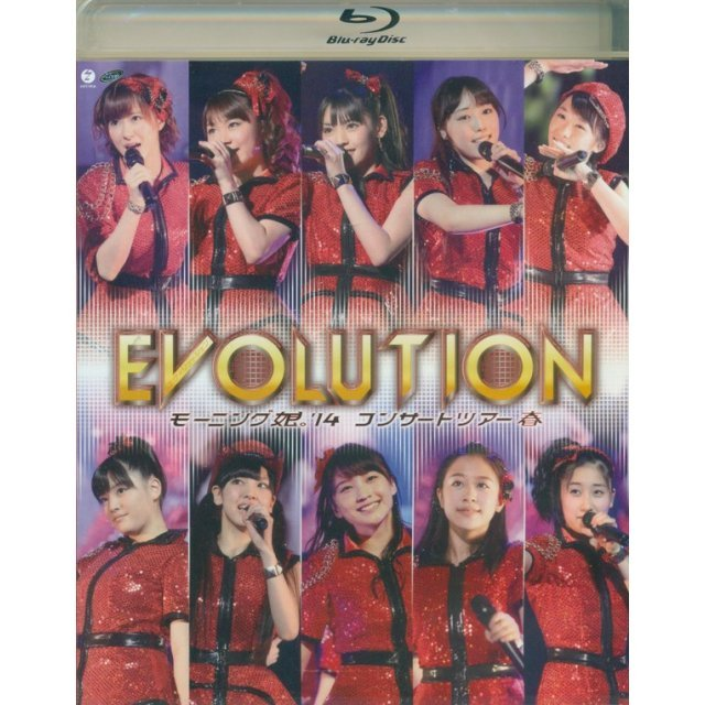 Concert Tour 2014 Haru - Evolution