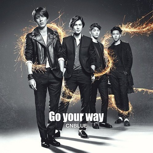 Go Your Way [CD+DVD Limited Edition Type A]