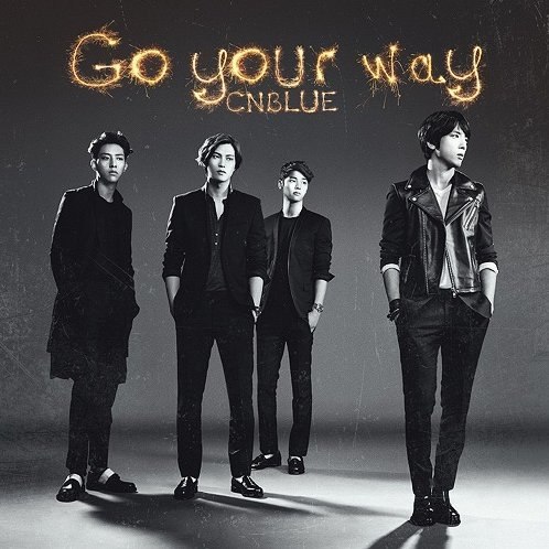 Go Your Way [CD+DVD Limited Edition Type B]