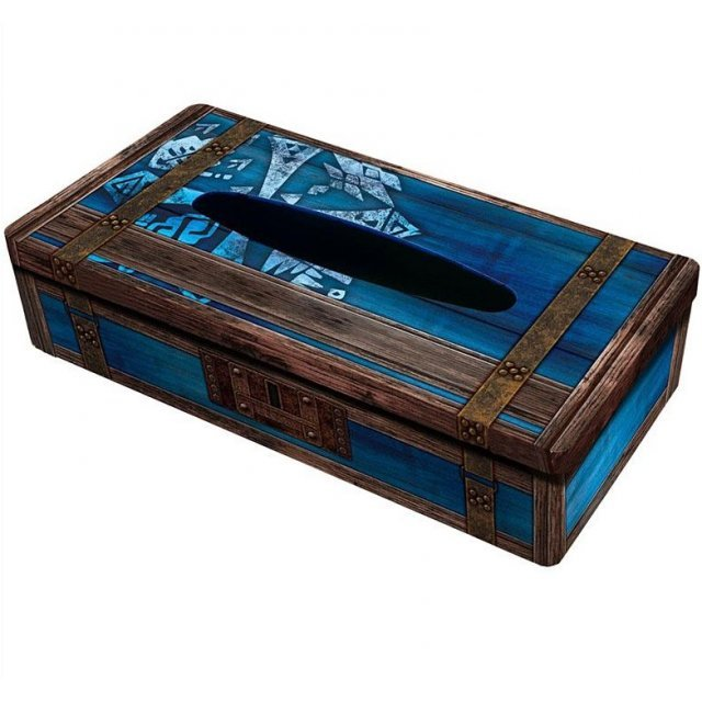 Monster Hunter Tissue Box Supplied Product Box