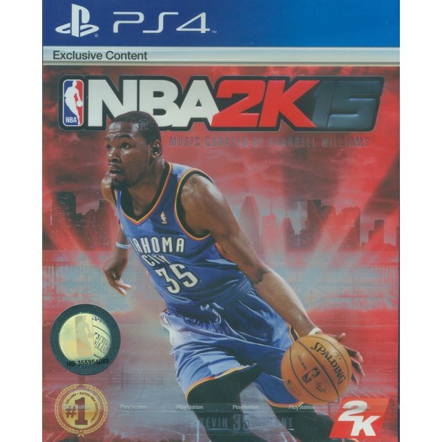 NBA 2K15 (English & Chinese Sub)