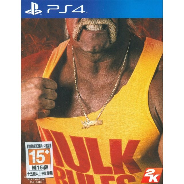 WWE 2K15 [Limited Edition] (English)