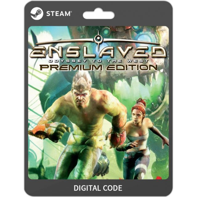 Enslaved: Odyssey to the West [Premium Edition] steam digital