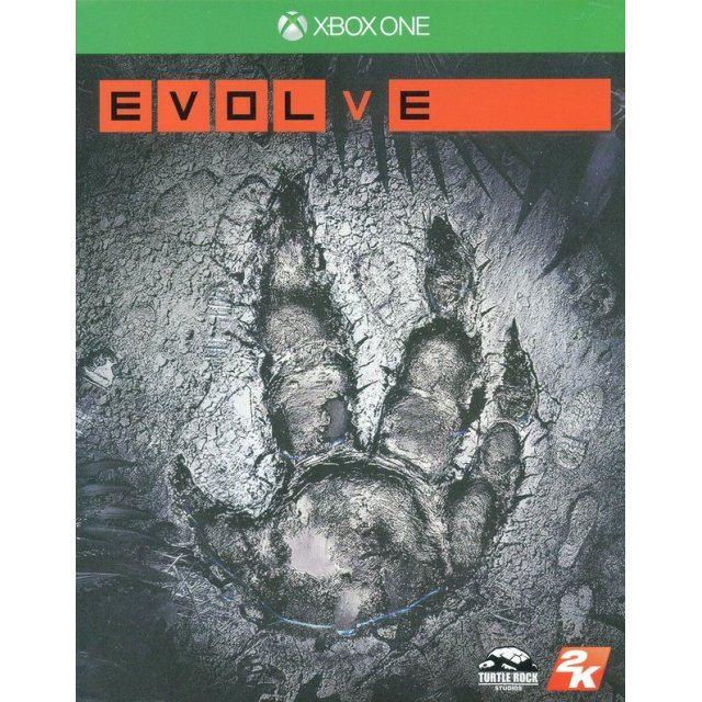 Evolve (Chinese Sub)