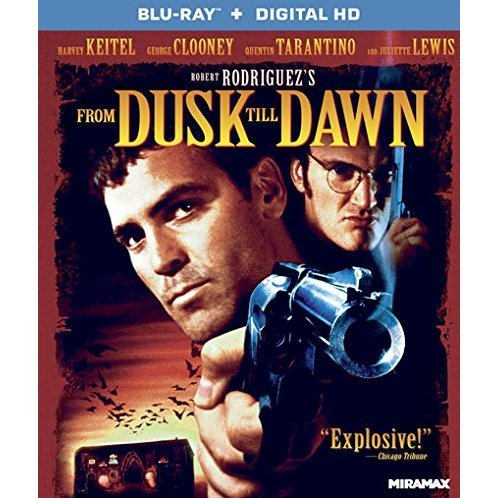 From Dusk Till Dawn [Blu-Ray+Digital HD]