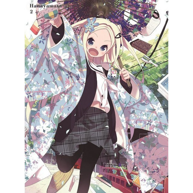 Hanayamata Vol.2 [Limited Edition]