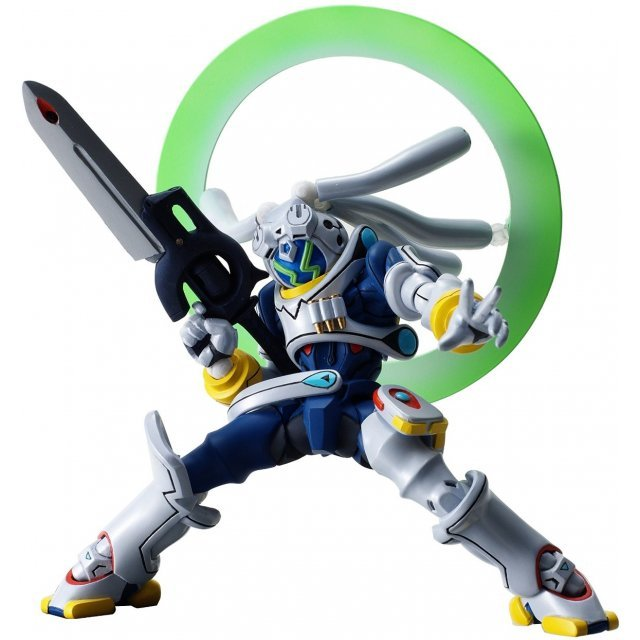 Legacy Of Revoltech Overman King Gainer: King Gainer