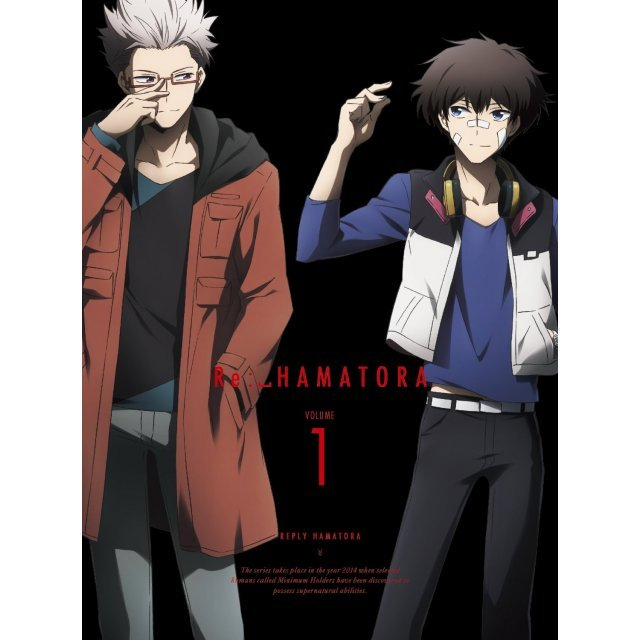 Re: Hamatora Vol.1 [Blu-ray+CD Limited Edition]