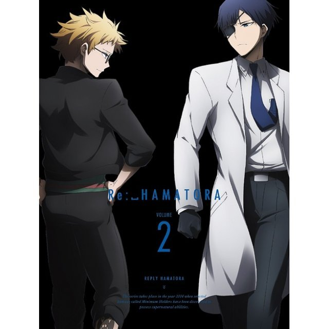 Re: Hamatora Vol.2 [Blu-ray+CD Limited Edition]