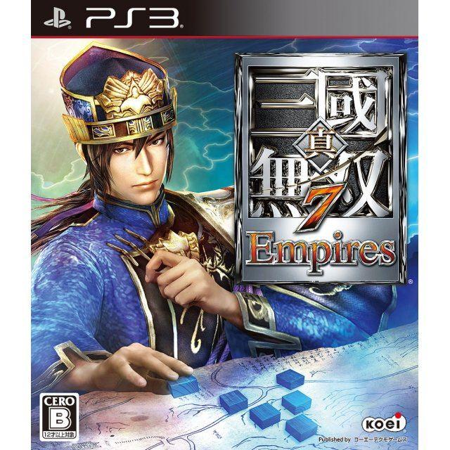 Shin Sangoku Musou 7 Empires [Limited Edition] (Chinese Sub)