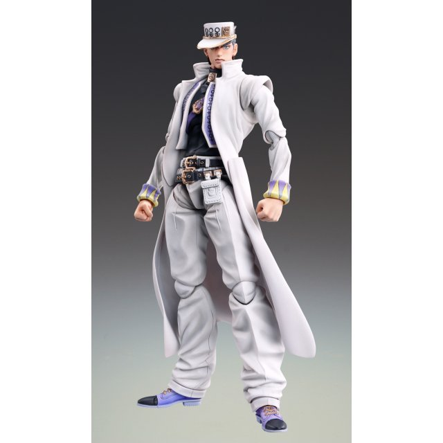 Super Figure JoJo's Bizarre Adventure Part 4 No. 27: Jotaro Kujo (Hirohiko Araki Specify Color) (Re-run)