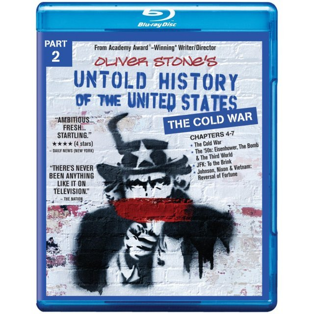 Untold History of the United States Part 2: The Cold War (Chapters 4-7)