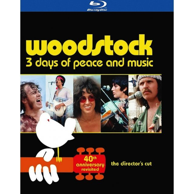 Woodstock: 3 Days of Peace and Music (Limited Edition)