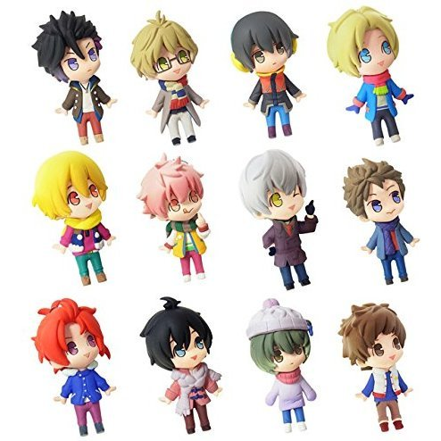 Color Collection Tsukiuta (Set of 12 pieces)