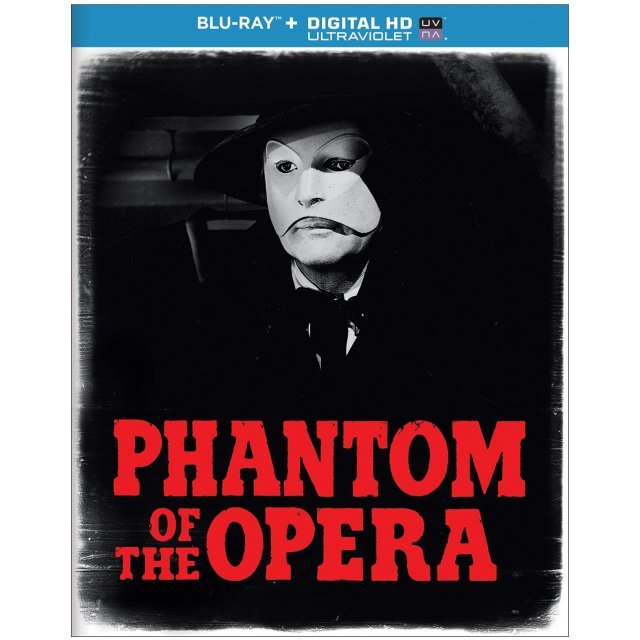 Phantom of the Opera [Blu-ray+Digital HD+UltraViolet]