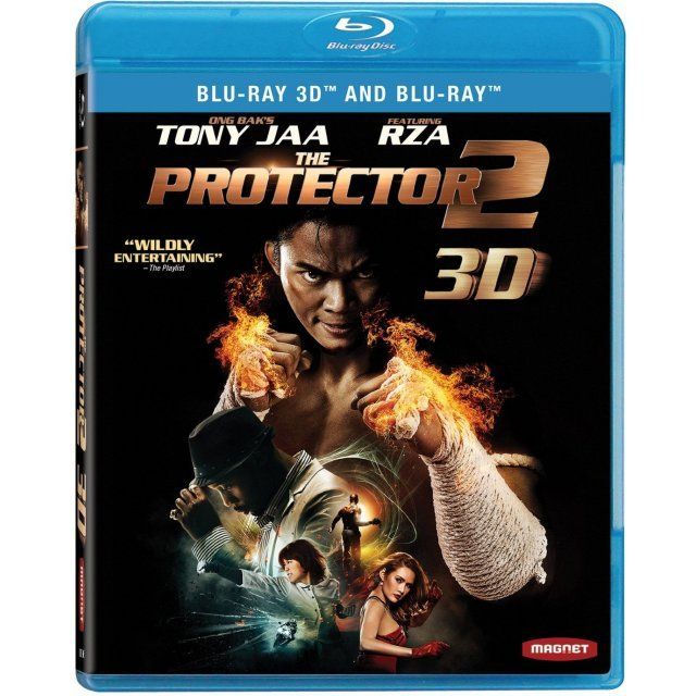 The Protector 2 3D