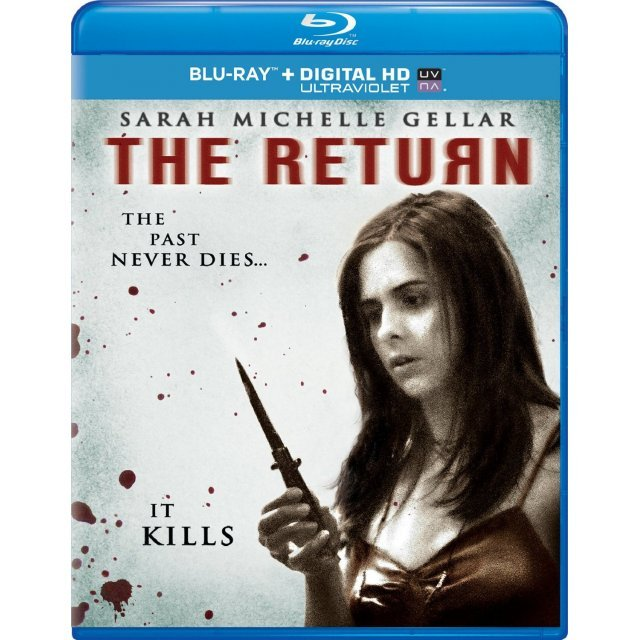 The Return [Blu-ray+Digital HD+UltraViolet]