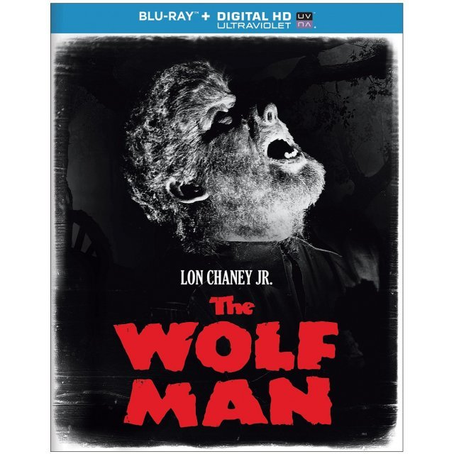 The Wolf Man [Blu-ray+Digital HD+Ultraviolet]