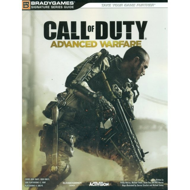 Call of Duty: Advanced Warfare Official Strategy Guide