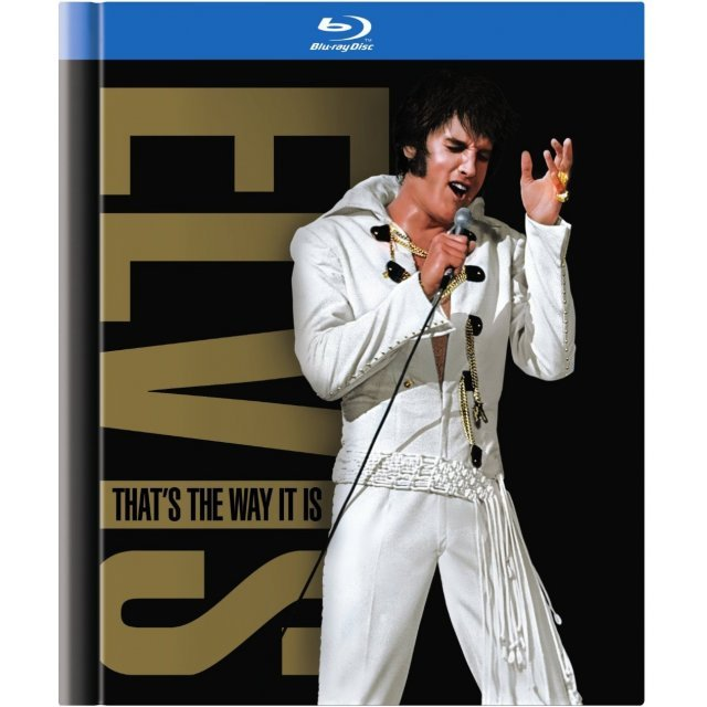 Elvis: That's the Way It Is 2001 (Special Edition) [Blu-ray+DVD]