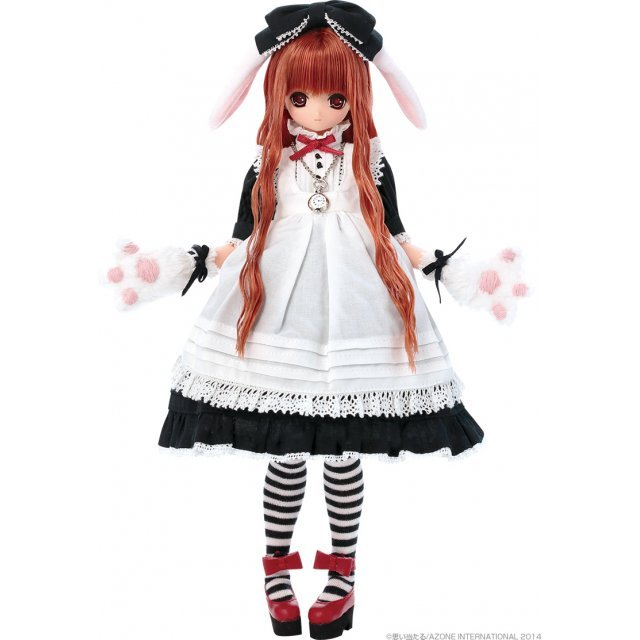 EX Cute 10th Best Selection Classic Alice Tick Tock Rabbit Himeno (Osumashi Mouth Ver.)