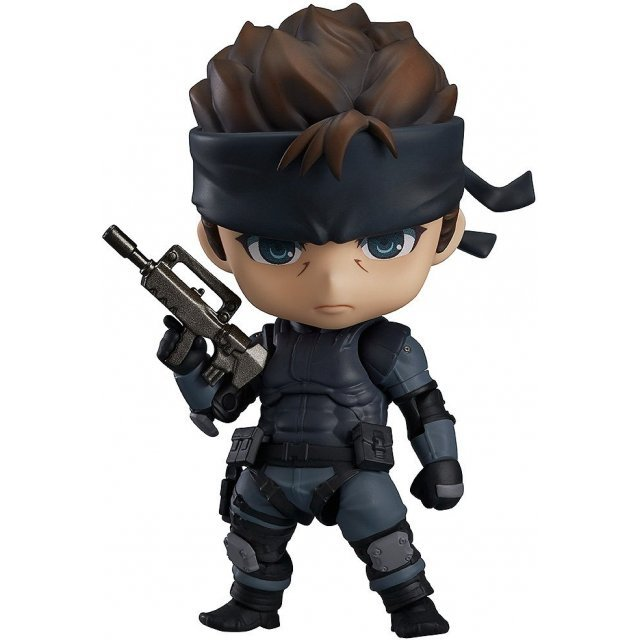 Nendoroid No. 447 Metal Gear Solid: Solid Snake