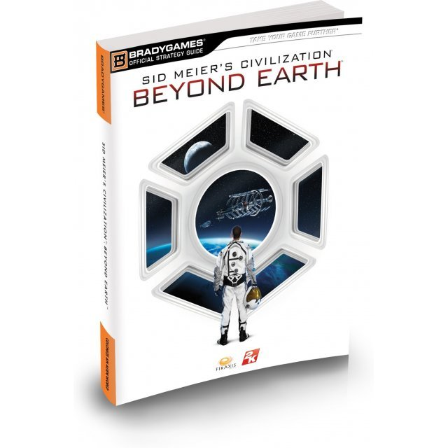 Sid Meier's Civilization: Beyond Earth Official Strategy Guide