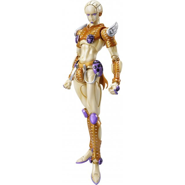 Super Figure Action JoJo's Bizarre Adventure Part V No. 38: Gold Experience (Re-run)