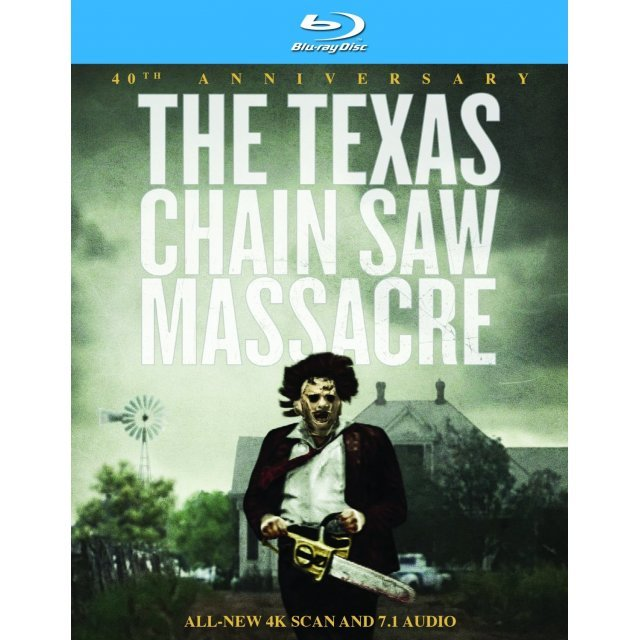 The Texas Chainsaw Massacre (40th Anniversary Edition)