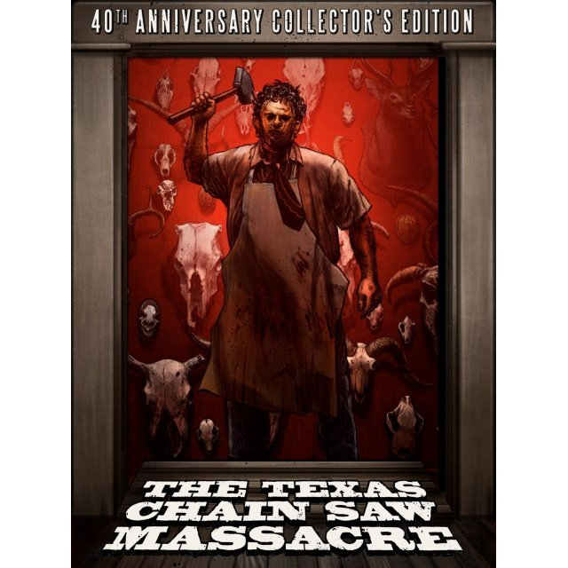 The Texas Chain Saw Massacre (40th Anniversary Collector's Edition)